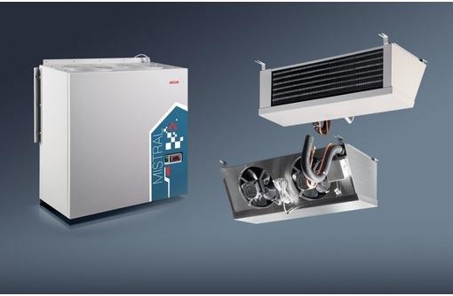 Холодильные сплит-системы среднетемпературные KMS «MISTRAL», фото — «Реклама Джанкоя»