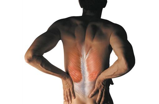 Детальный массаж спины для снятия напряжения, фото — «Реклама Севастополя»