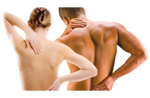 Массаж при остеохондрозе позвоночника, фото — «Реклама Севастополя»