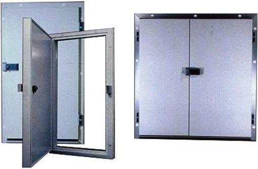 Холодильные двери,двери холодильных камер.Доставка,установка., фото — «Реклама Старого Крыма»