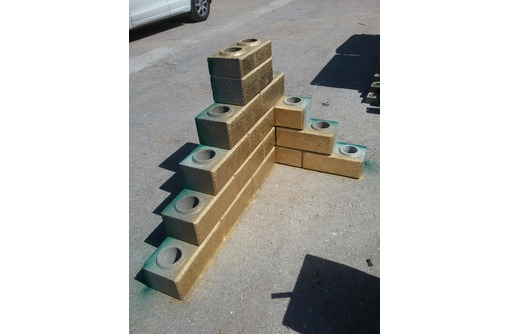 Строй-блок  400х200х150 Новинка в строительстве, фото — «Реклама Севастополя»