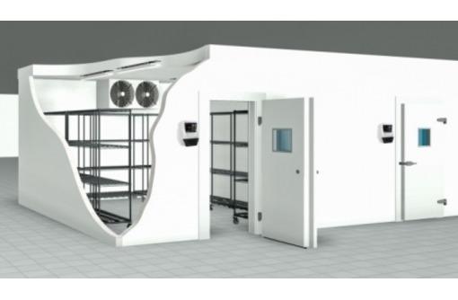 Холодильные камеры для овощей и фруктов. Морозильные камеры для рыбы и мяса в Бахчисарае под ключ, фото — «Реклама Бахчисарая»