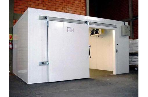Монтаж - расчет холодильных и морозильных камер., фото — «Реклама Партенита»