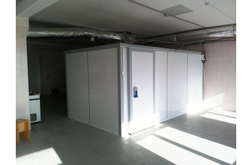 Холодильные и морозильные камеры для магазинов, санаториев, кафе, ресторанов, частных домов, фото — «Реклама Партенита»