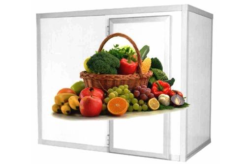 Холодильные камеры для зелени., фото — «Реклама Красногвардейского»