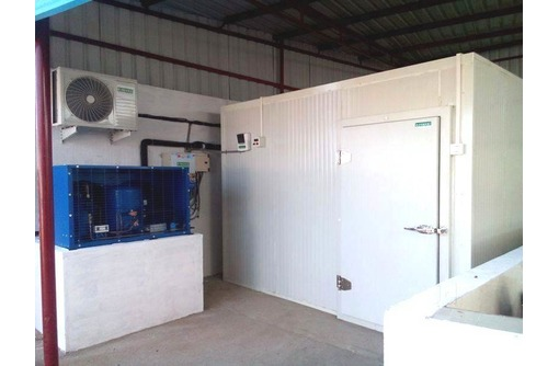 Низкотемпературные холодильные камеры.Монтаж,гарантия., фото — «Реклама города Саки»