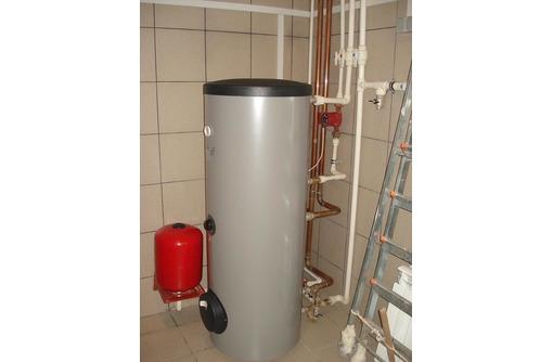 Установить котел, колонку. Монтаж отопления, водопровода, канализации, насосного оборудования., фото — «Реклама Коктебеля»