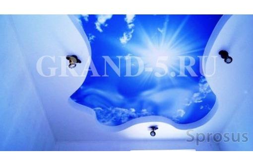 """Экологически проверенные натяжные потолки от """"ГРАНД-5"""", фото — «Реклама Ялты»"""