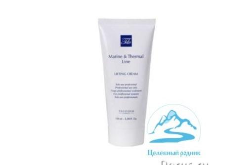 Крем-лифтинг «Marine & Thermal Lifting Cream» - 100мл. Используется после пилинга., фото — «Реклама Алушты»