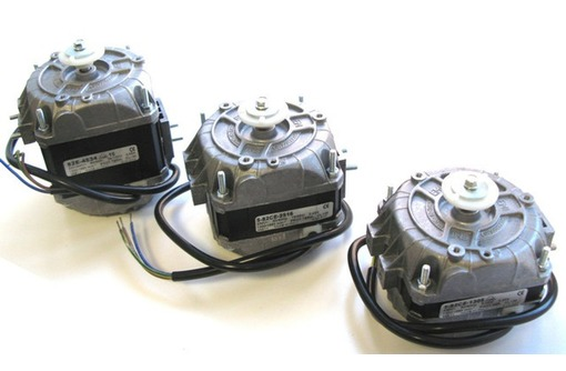 Вентилятор обдува (микродвигатель) для промышленных витрин, морозильных камер MTF 501RF, фото — «Реклама Севастополя»