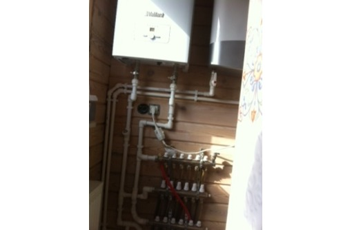 Установить электро котел, газовый котел, твердотопливный котел длительного горения., фото — «Реклама Феодосии»