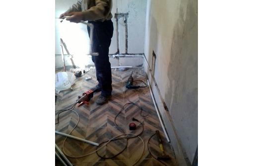 Проведение канализации в частных домах, коттеджах, фото — «Реклама Севастополя»