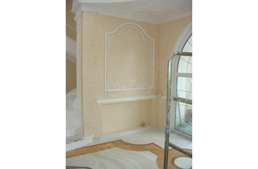 Декоративные штукатурки для стен и потолков, фото — «Реклама Алушты»