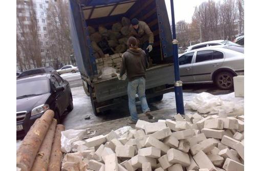 вывоз мусора автомобилями Зил,камаз,газель, фото — «Реклама Севастополя»