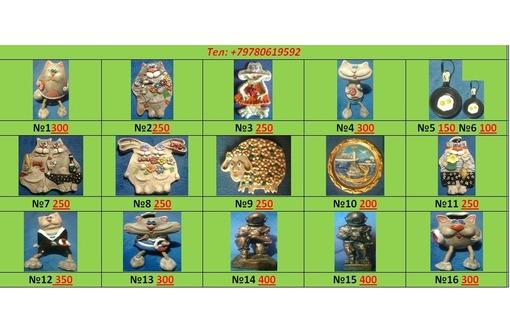 сувениры для интерьера дома и подарков, фото — «Реклама Севастополя»