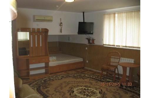 Сдам уютные  апартаменты посуточно., фото — «Реклама Коктебеля»