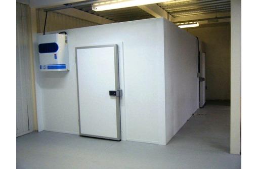 Холодильные камеры заморозки и хранения мясной продукции., фото — «Реклама Севастополя»