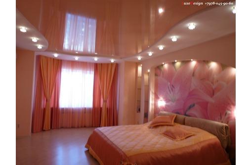 Натяжные потолки для спальни-Европейское качество, фото — «Реклама Джанкоя»