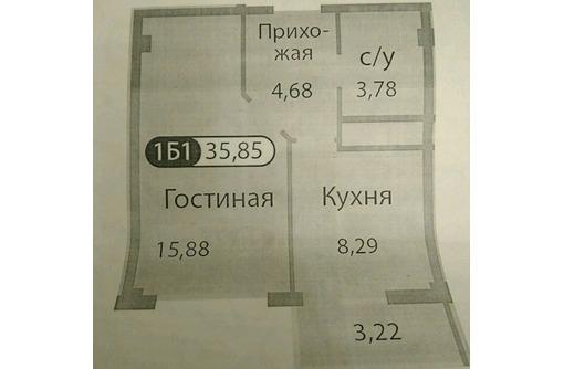 1-комнатная на Железнодорожной, фото — «Реклама Симферополя»