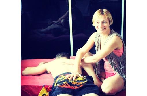 Сделаю тайский йога-массаж, фото — «Реклама Севастополя»