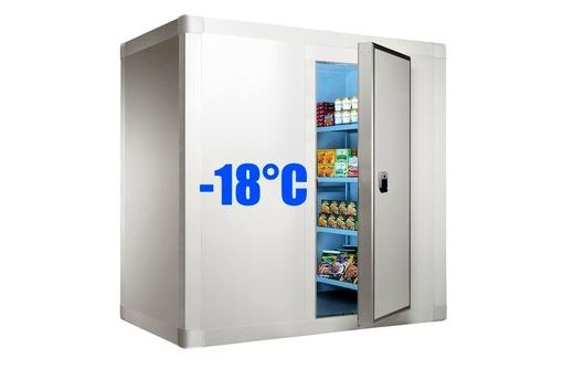Оборудование для шоковой заморозки.Установка,сервис., фото — «Реклама Керчи»