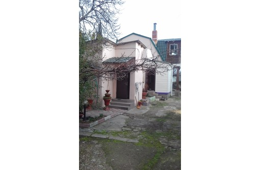 Продается дом с участком в живописном месте города Алупки, фото — «Реклама Алупки»