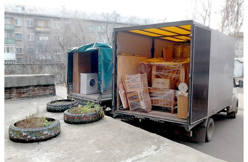 Грузоперевозки  и переезды  газелями из Симферополя по межгороду, фото — «Реклама Севастополя»