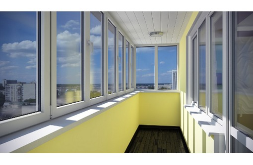 Металлопластиковые окна ,двери, балконы, фото — «Реклама Керчи»