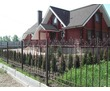 Сварные заборы с коваными элементами, фото — «Реклама Севастополя»