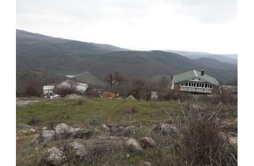 Алушта с. В. Кутузовка, продажа панорамного участка., фото — «Реклама Партенита»