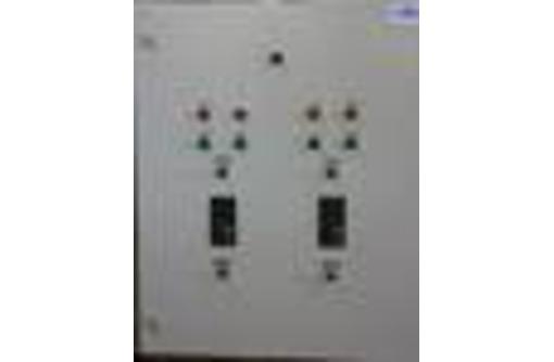 Система автоматизированного управления повысительной насосной станцией из двух насосов 11 кВт, фото — «Реклама Севастополя»