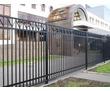 Металлический забор, фото — «Реклама Севастополя»