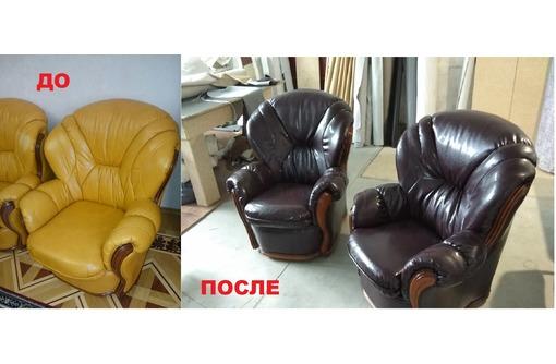 Качественная перетяжка ремонт мягкой мебели в Крыму, фото — «Реклама Симферополя»
