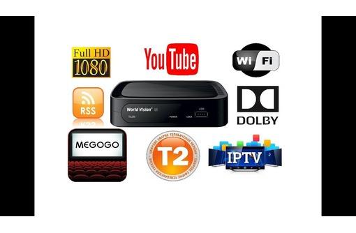 ТВ без абонентской платы - Т2, IPTV, фото — «Реклама Севастополя»