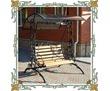 Изготовление мебели для сада. Беседки, фонари, вольеры для собак и др. уникальные кованые изделия, фото — «Реклама Ялты»
