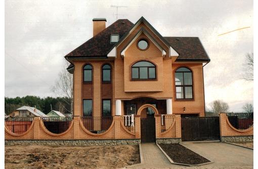 Строительство домов, коттеджей под ключ. Проектирование. Благоустройство территорий. Заборы., фото — «Реклама Севастополя»