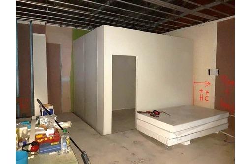 Сэндвич панель PUR(PIR) холодильная. 80мм, фото — «Реклама города Саки»