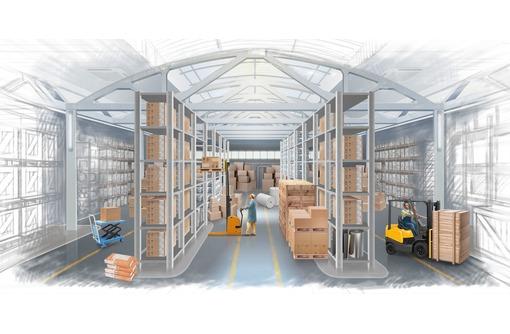 Услуги склада для хранения вещей и товаров в Крыму, фото — «Реклама Судака»