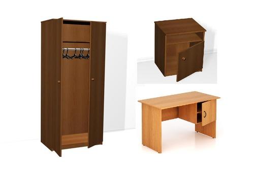 Тумбы прикроватные,мебель дсп,кровати ,шкафы ,вешалки все для общежитий,хостела ,гостиниц,кровати, фото — «Реклама Алушты»