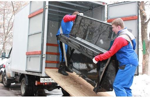 Грузоперевозки по Крыму от 1,5 до 5 тонн грузчики опытные., фото — «Реклама Севастополя»