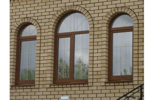 Окна и двери из ПВХ от бюджетного до премиум класса!, фото — «Реклама Бахчисарая»