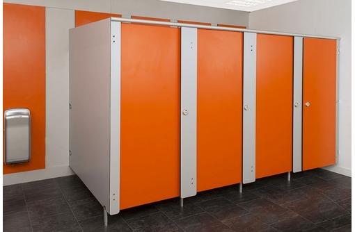 Перегородки для сантехнических комнат., фото — «Реклама Севастополя»