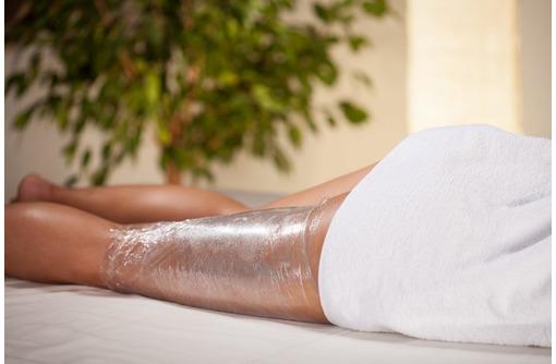 Горячее обертывание для тела  Green Matrix, фото — «Реклама Севастополя»