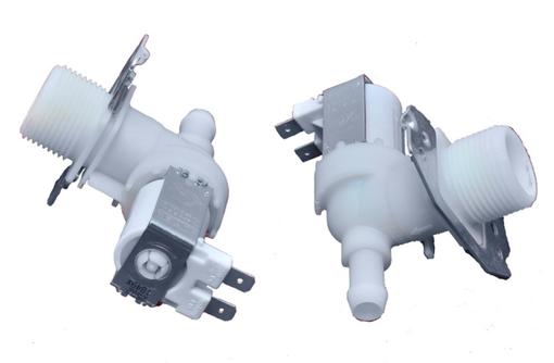 Клапан воды для стиральной машины Indesit, Ariston  КЭН-2 90 градусов 12мм VAL121UN, фото — «Реклама Севастополя»