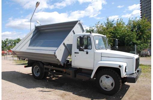 грузоперевозки до 5тонн вывоз мусора, фото — «Реклама Симферополя»