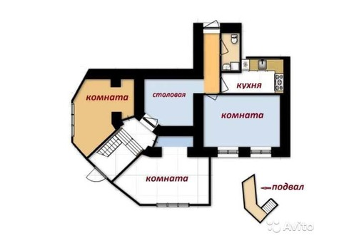 Продам помещение под офис в районе Автовокзала, фото — «Реклама Симферополя»