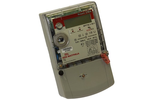 Счетчик электроэнергии матрица NP71L 1-1-3 (2019 года) Звоните!, фото — «Реклама Симферополя»