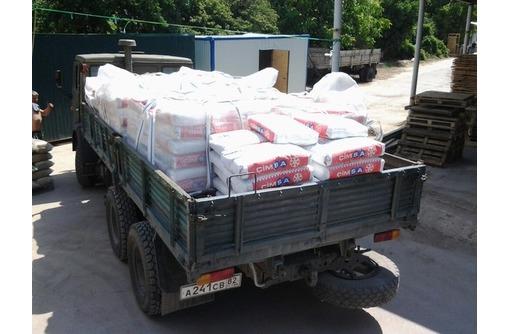 Белый цемент Чимса (Cimsa) в Севастополе., фото — «Реклама Севастополя»