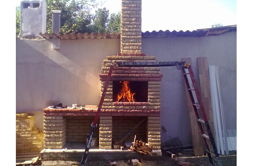 камины и барбекю по доступным ценам., фото — «Реклама Севастополя»