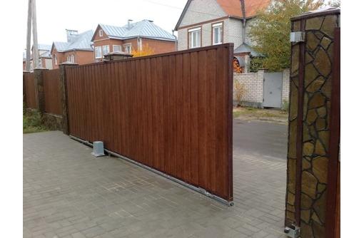 Гаражные ворота, автоматика всех типов., фото — «Реклама Севастополя»